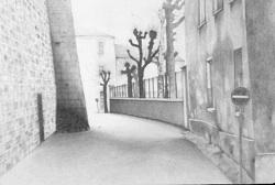 RUE DE MONTBRISON 2- MINE DE PLOMB 70 X60
